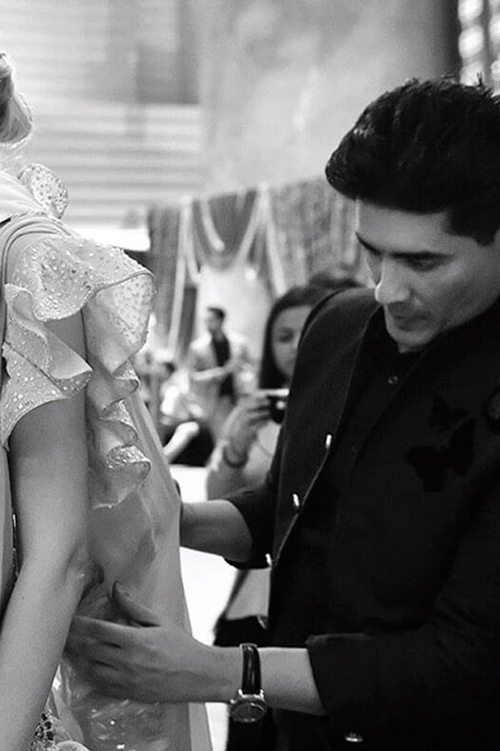 Learn From Manish Malhotra